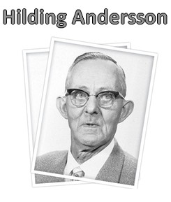hilding andresson
